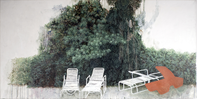 Renata Fernandez, 'Deck Chairs Series No.4', 2015, Maddox Arts