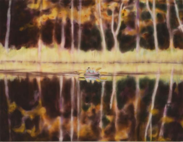 , 'Waterfront Scenery (201704),' 2017, Wooson Gallery