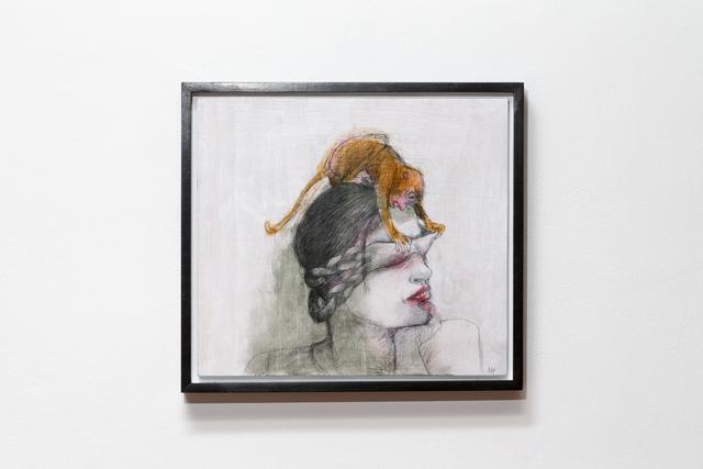 , 'Drawing 59,' 2016, Joanna Bryant & Julian Page