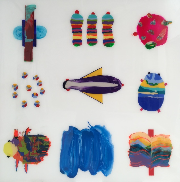 , 'Insectarium II,' 2016, Kahn Gallery