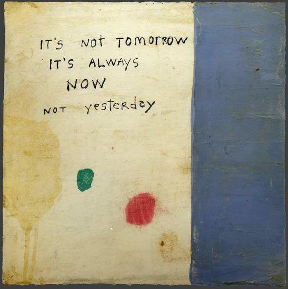 , 'Tomorrow,' 2010, Jane Lombard Gallery