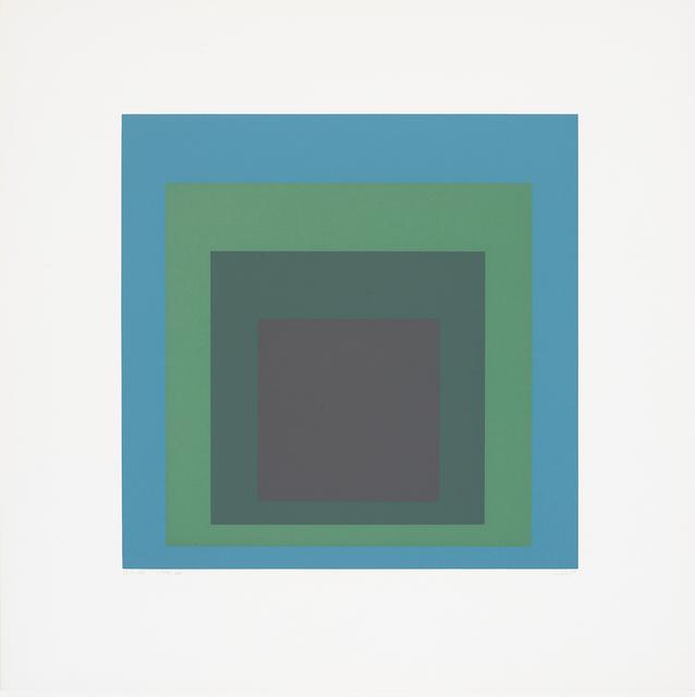, 'O-G,' 1967, Alan Cristea Gallery