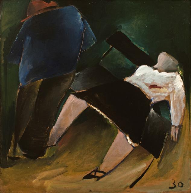 , 'Mord (Murder),' 1930, Hagemeier