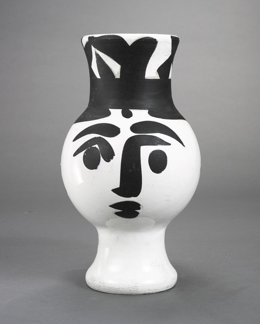 Pablo Picasso, 'Chouette femme (A.R. 119)', 1951, Other, Terre de faïence vase, painted and partially glazed, Sotheby's
