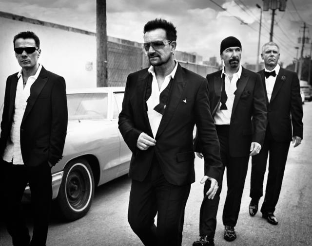 , 'U2,' Miami 2011, Immagis Fine Art Photography