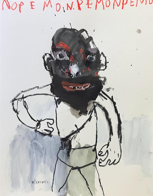 , 'CORAZON HOMELAND,' 2019, Galerie Heike Strelow