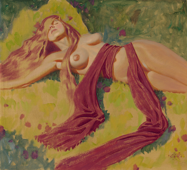 , 'Tangled in Spring,' 2010, IX Gallery