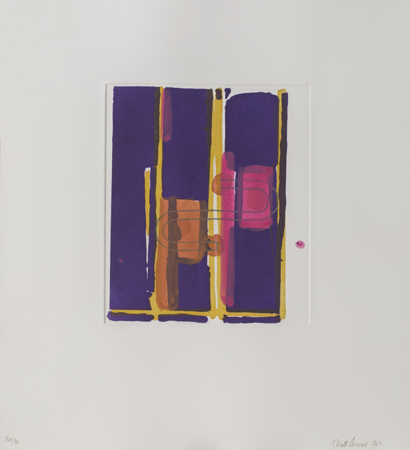 Matt Connors, 'Without title 7', 2019, Polígrafa Obra Gráfica
