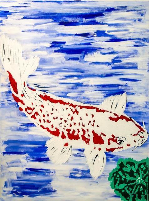 , 'Impressionist Fish,' 2016, David Benrimon Fine Art