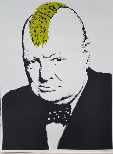 Banksy, 'Turf War', 2003, Hidden