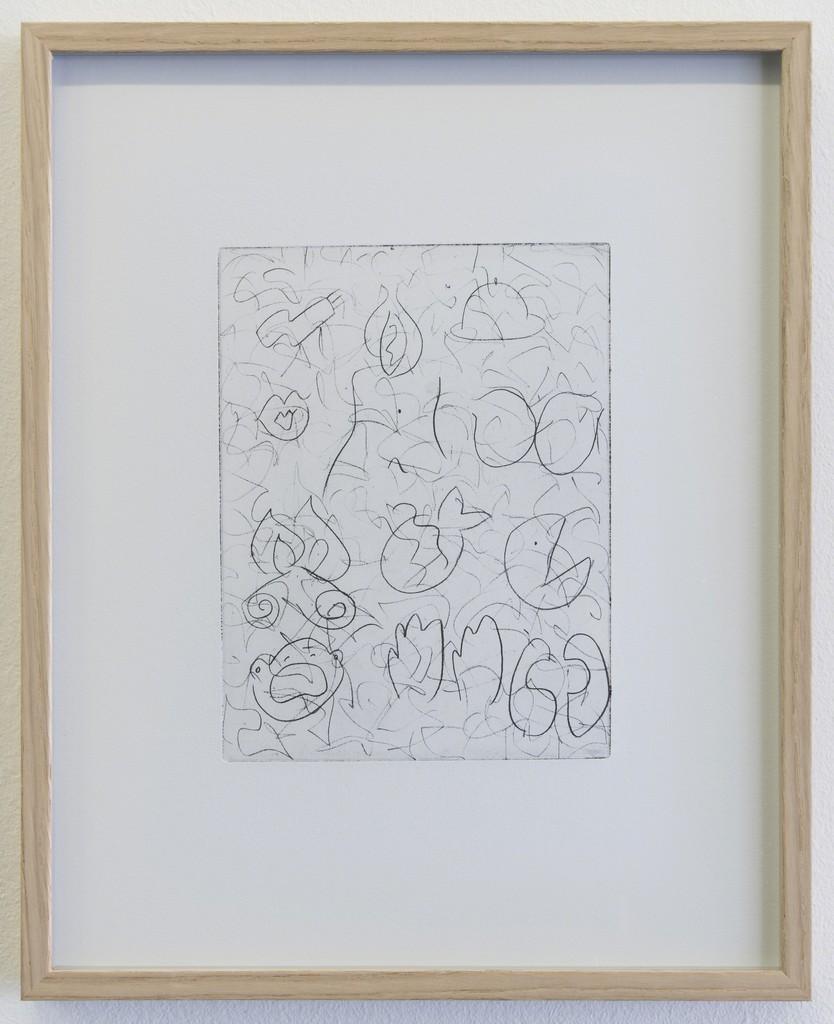 , 'Untitled / visuales mnemonicas (m6l),' 2016, Nogueras Blanchard