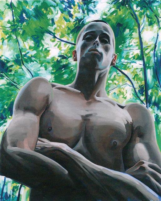 , 'Portrait of T.J. Lane, Chardon Ohio High School Shooter,' 2016, Albert Merola Gallery