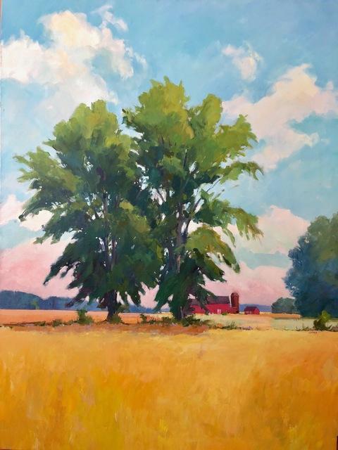 , 'Summer Day,' 2016, Susan Calloway Fine Arts