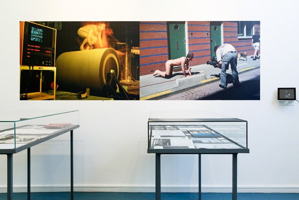 Installation shot 'Rotterdam Cultural Histories #9', photo: Aad Hoogendoorn