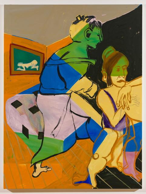 , 'Untitled,' 2017, MARTOS GALLERY
