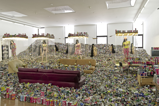 Thomas Hirschhorn, 'Too Too - Much Much', 2010, Museum Dhondt-Dhaenens