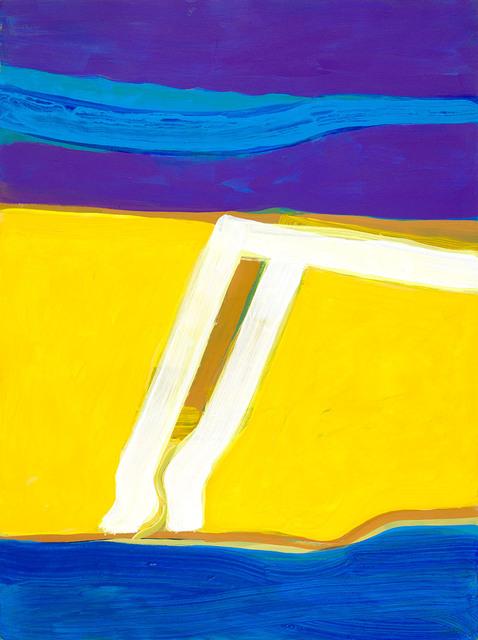 , 'ROME-TIBER MORNING,' 2014, Jerald Melberg Gallery