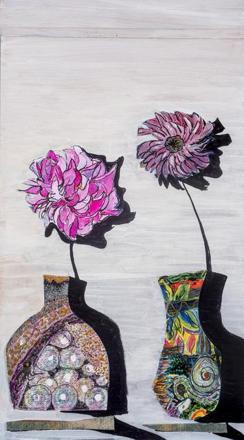 , 'Two Flowers,' 2018, Ro2 Art