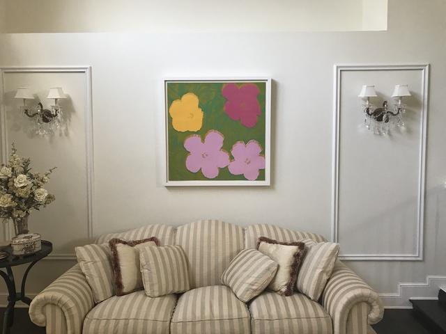 Andy Warhol, 'Flowers F&S II.68', 1970, Print, Screenprint in colors, Fine Art Mia