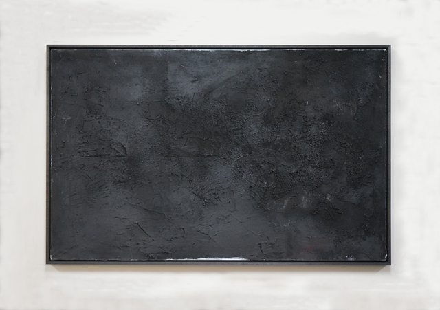 , 'Abstract Black,' 2018, Kami ya Co., Ltd.