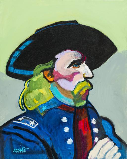 , 'General Custer,' 2017, Ventana Fine Art