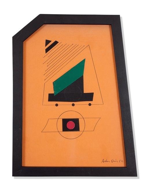 , 'Sin título,' 1952, Leon Tovar Gallery