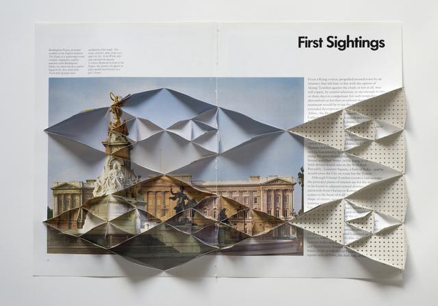 , 'Buckingham Palace 1977 / 1992,' 2010, Parafin