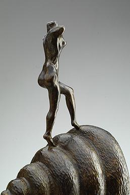 Salvador Dalí, 'Nude Ascending the Staircase: Homage to Marcel Duchamps (Prestige-scale)', 1973, Robin Rile Fine Art