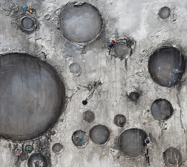 Frank David Valdés, 'I promise', 2019, Painting, Mixed media on canvas, ArteMorfosis - Cuban Art Platform