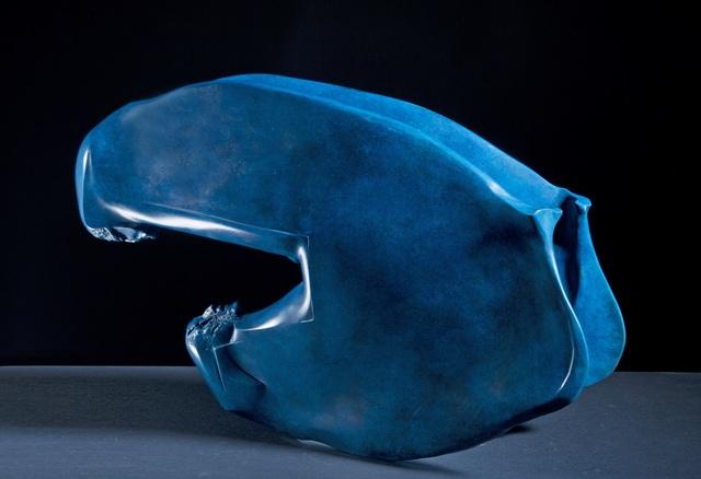 , 'Dondolo Blu,' 2011, Accesso Galleria