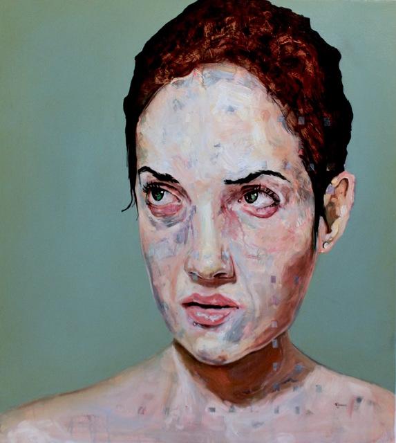 Raiman Rodriguez Moya, 'Jendi en Azul', 2015, Conde Contemporary