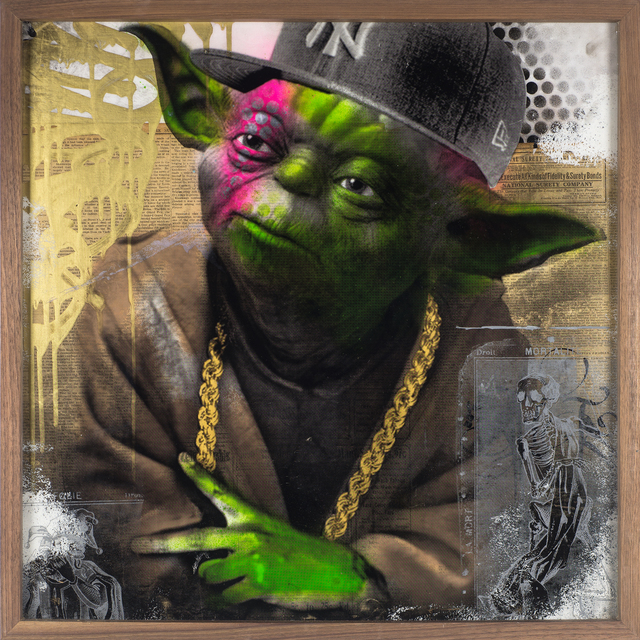 , 'Yoda,' 2017, DETOUR Gallery