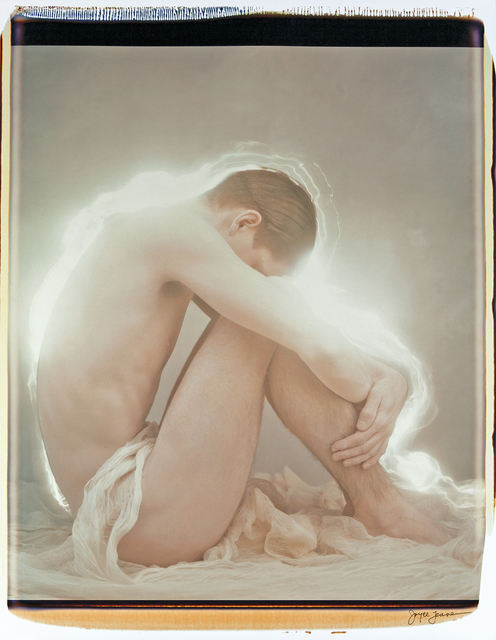 , 'Young Man and Light,' 1993, Dowling Walsh