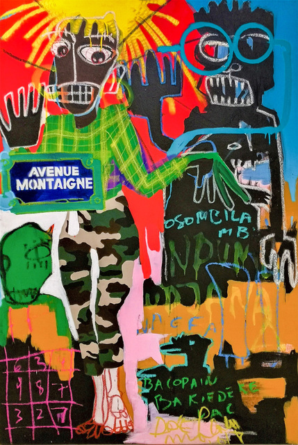, 'Avenue Montaigne ,' 2018, Out of Africa Gallery