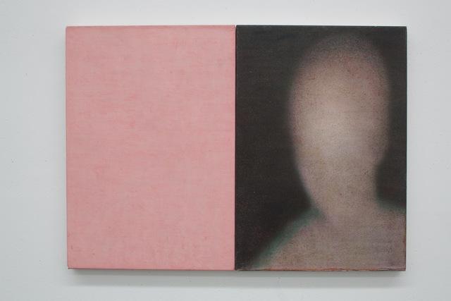 , 'Kopf + Rosa,' , Galleria Doris Ghetta
