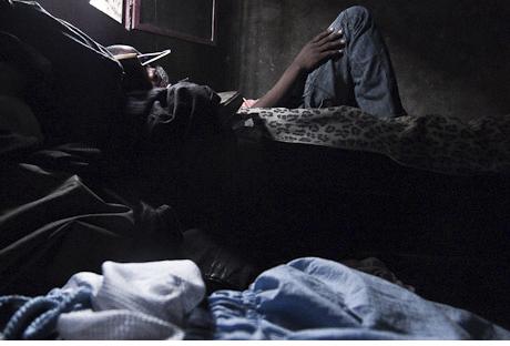 , 'Serie Le Dormeur, Kinshasa, RDCongo,' 2009, Primo Marella Gallery