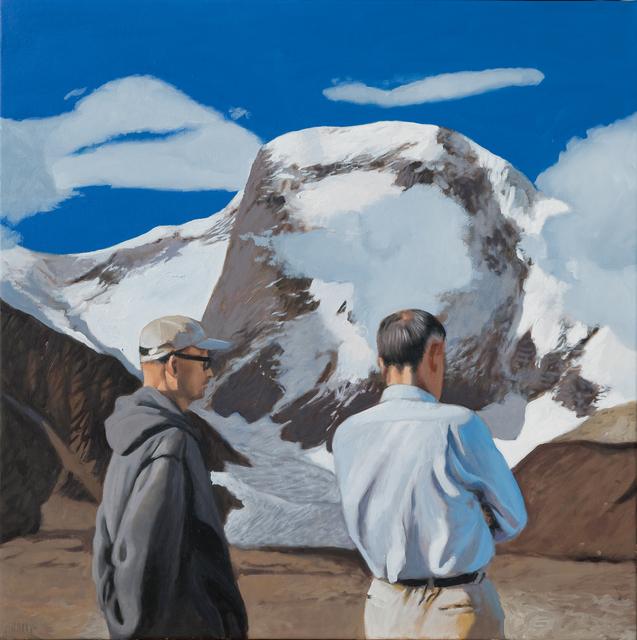 , 'El rumor de la montaña,' 2016, Sala Parés