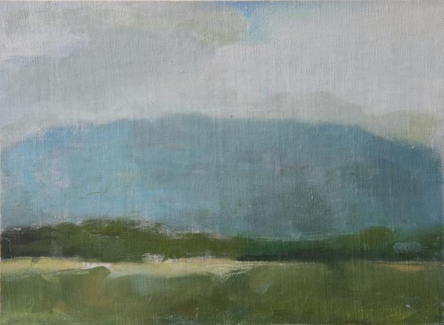 , 'Landscape (Civita),' 2015, Jessica Carlisle
