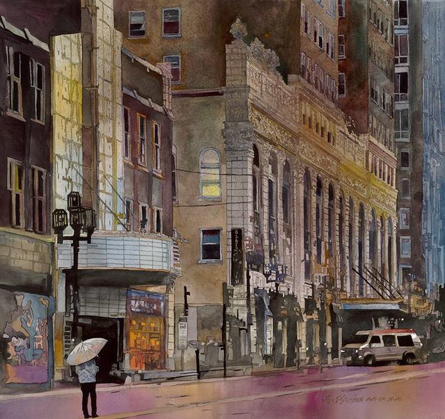 , 'Hotel Duluth,' , Stremmel Gallery