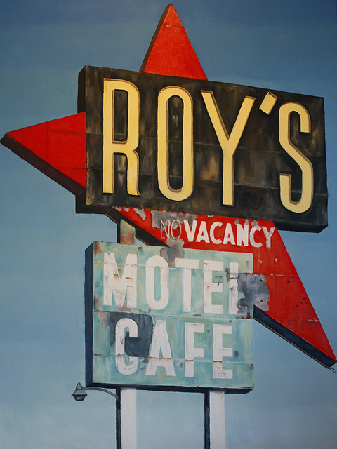 , 'Roy's,' 2018, Joshua Tree Art Gallery