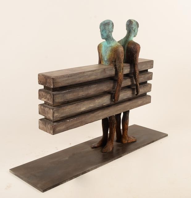 , 'Enfados,' 2017, Anquins Galeria