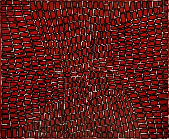 , 'Tingari Cycle,' 2007, SmithDavidson Gallery