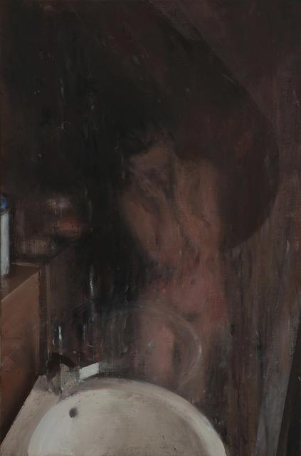 , 'Shower,' 2015, Galerie Anne-Sarah Bénichou