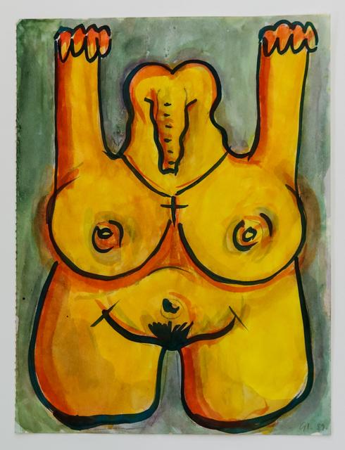 , 'The singing Nun,' 1989, Mai 36 Galerie