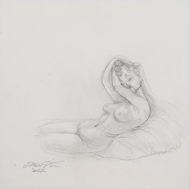 , 'Nude II,' 2017, Weinstein Gallery