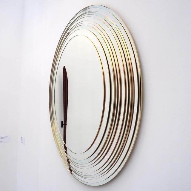 Sam Baron, 'MIR'OR', 2017, Design/Decorative Art, Miror, Gold leaf, MICA