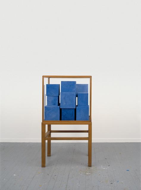 , 'Weltachse (Lager),' 1993/2000, Häusler Contemporary