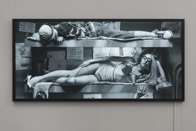 , 'Gaudy Night,' 2017, Pilar Corrias Gallery