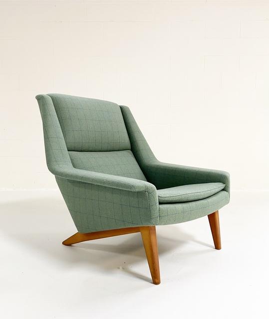 Folke Ohlsson, 'Model 4410 Lounge Chair', 1956, Design/Decorative Art, Teak, Upholstery, Forsyth