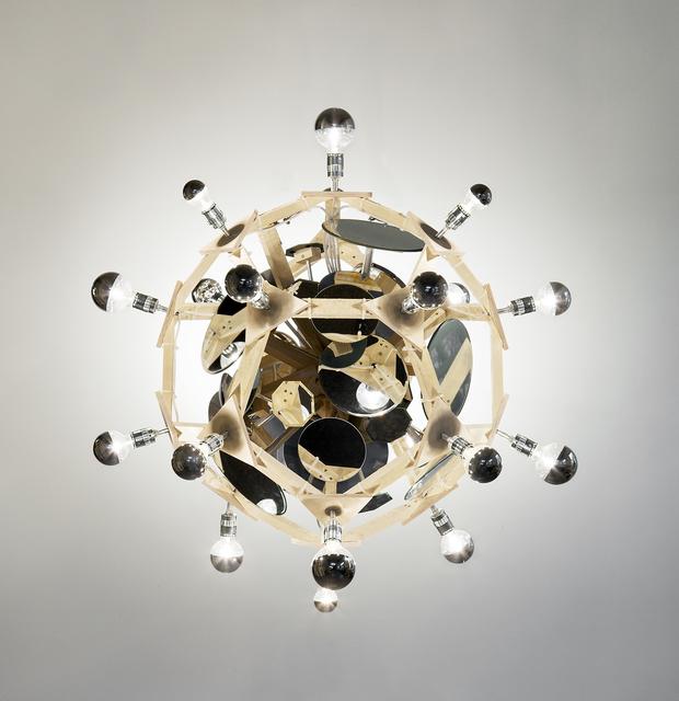 , 'Mond,' 2015, Galerie Guido W. Baudach